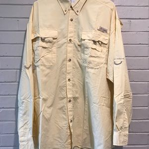 Columbia PFG Men's Longsleeve Fishing Shirt